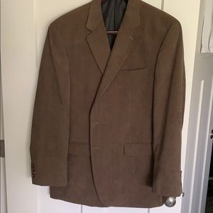 Ralph Lauren brown corduroy sport coat